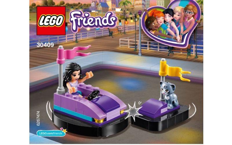 LEGO Friends 30409 Emma a její autíčko (polybag)