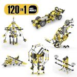 Stavebnice Engino Inventor 120 modelů motorizovaný set