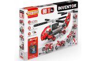 Stavebnice Engino Inventor 90 modelů motorizovaný set