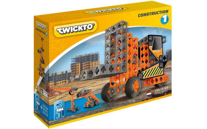 Stavebnice Twickto Stavba 1