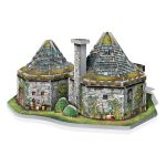 3D puzzle Harry Potter - Hagridův dům 270 ks
