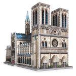 3D puzzle Katedrála Notre-Dame 830 ks