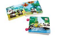 Baby knížka Krteček Krtek a Panda s příběhem pro miminko