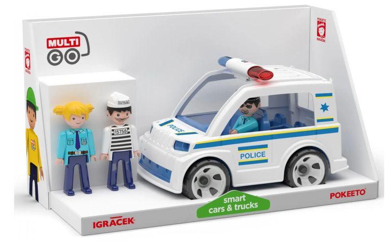 Igráček Multigo Trio Police