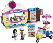 LEGO Friends 41366 Olivia a kavárna s dortíky