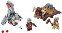 LEGO Star Wars 75265 Mikrostíhačka T-16 Skyhopper vs. Bantha