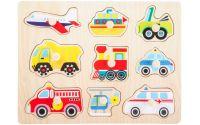Puzzle Motorová vozidla