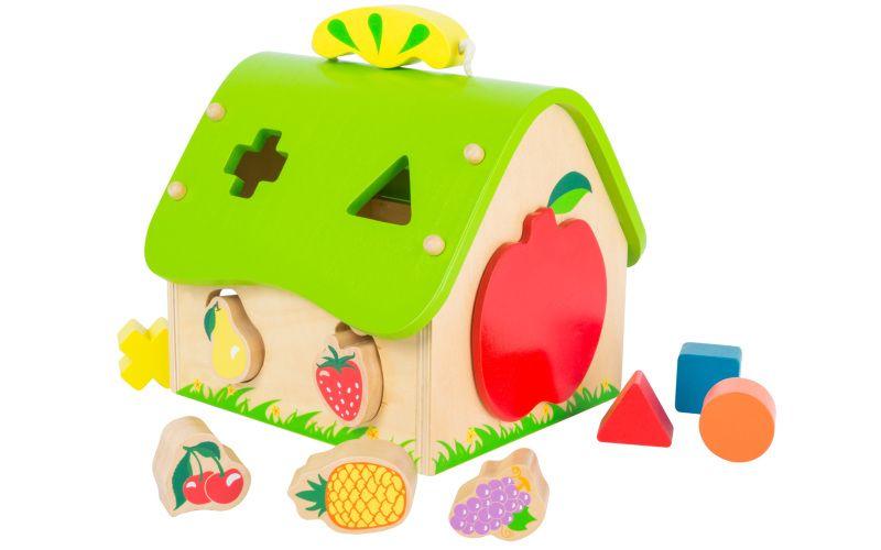 Třídící dům Ovoce