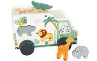Vkládací auto Safari