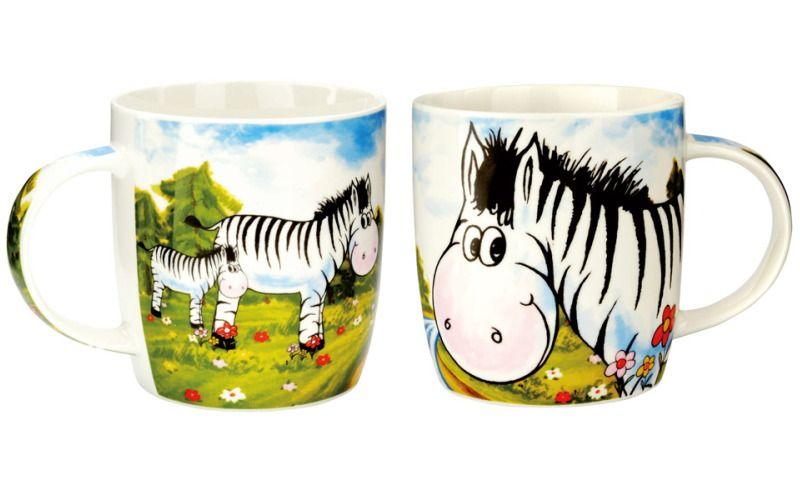 Bino Hrneček – zebra