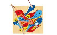 Bino magnetický rybolov Rybičky s udičkou