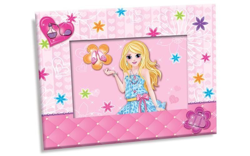 Bino Foto rámeček - dívka