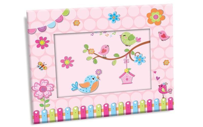 Bino Foto rámeček - ptáčci
