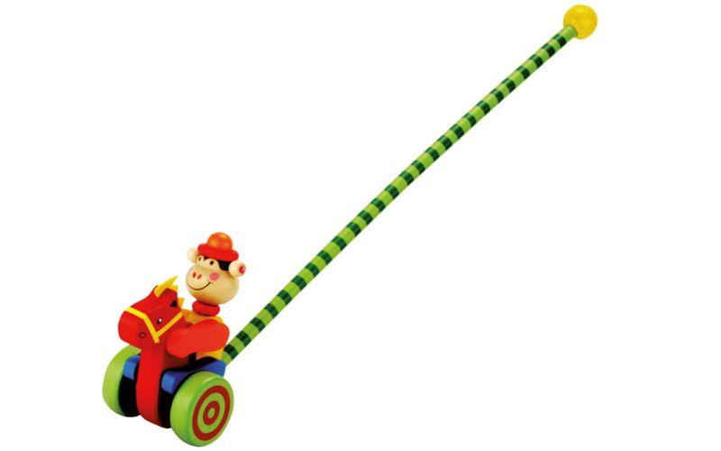 Jezdík - opička