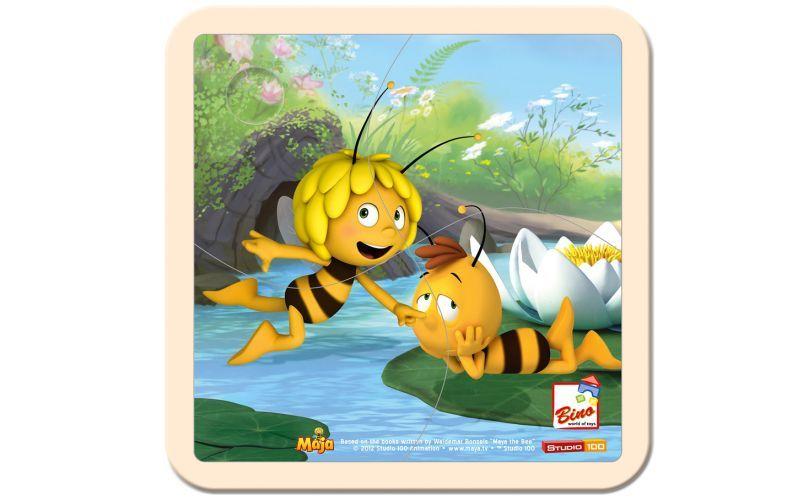 Puzzle Včelka Mája 4d 13625