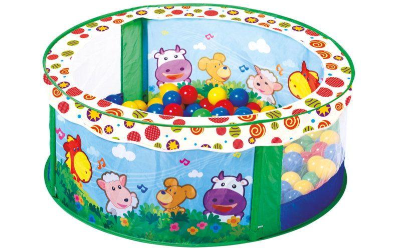 Bino Bazén s balonky 80ks