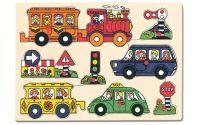 Bino Puzzle - doprava
