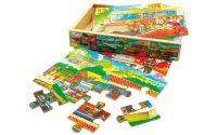 Bino Puzzle v krabičce - doprava