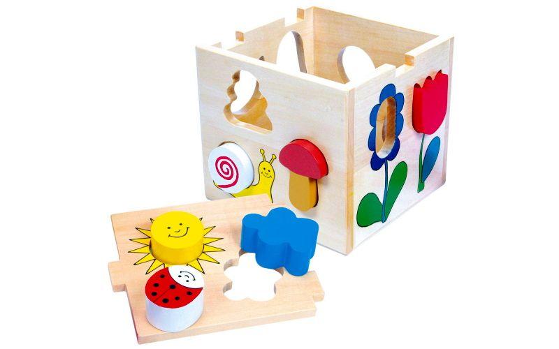 Bino Skládací krabička Florell