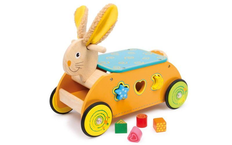 Didaktický vozík Zajíc