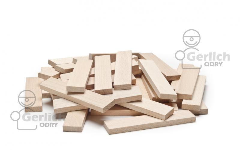 Dřevěné destičky 200 natur