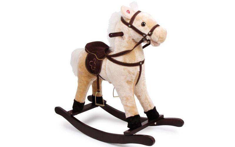 Legler Houpací kůň Chlupáč