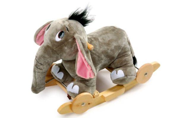 Houpací slon Dumbo