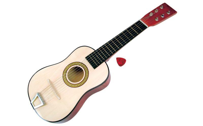 """Kytara 23"""" se 6 strunami"""