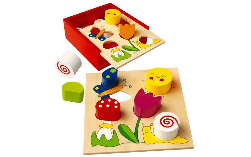 Moje první puzzle - Bella Florina
