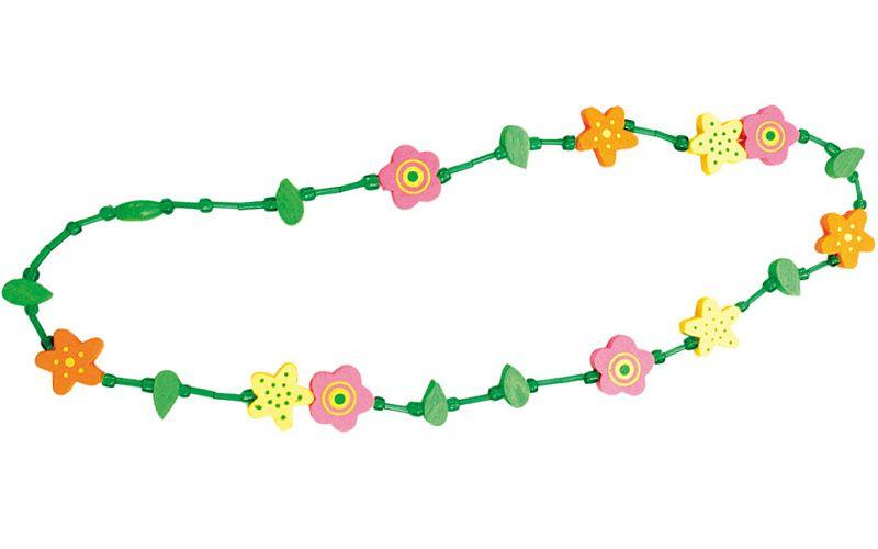 Náhrdelník květina
