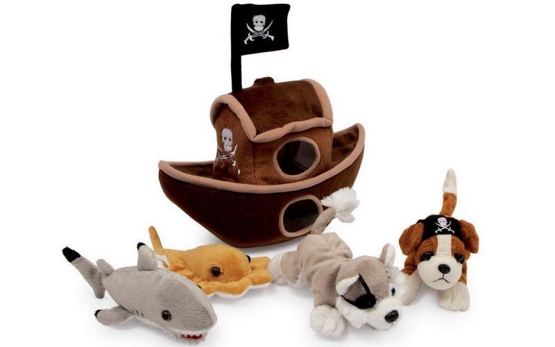 Pirátská loď St. Lucas