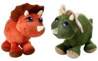 Plyšák Dinosaurus Triceratops