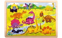 Puzzle, Dinosauři