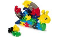 Puzzle Šnek