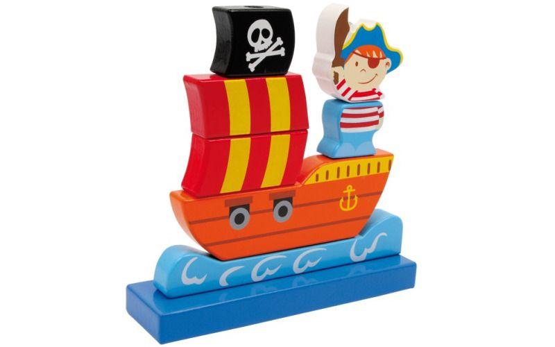 Skládanka Pirátská loď