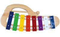 Xylofon kovový obloukový