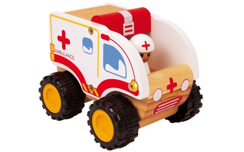 Ambulanční vůz