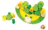Balancující žába