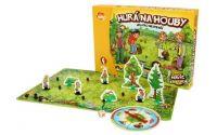 Hurá na houby - společenská hra