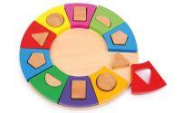 Kruh k rozpoznání tvarů