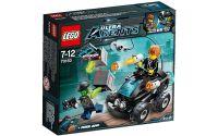 LEGO Agents 70160 pobrežní nájezd