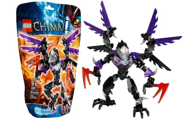 LEGO CHIMA 70205 Chi Razar