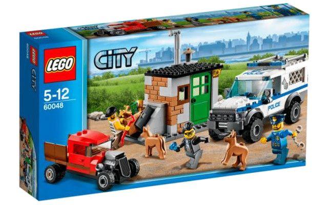 LEGO City 60048 Jednotka s policejními psy