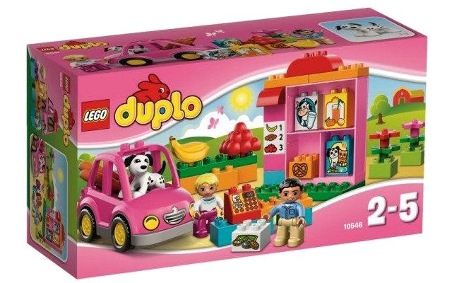 LEGO DUPLO 10546 Můj první obchod