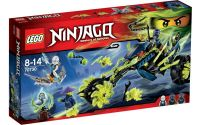 Lego Ninjago 70730 Přepadení na motorce