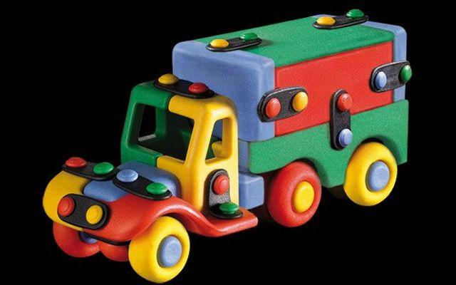 Mic-o-mic Malé chladírenské auto