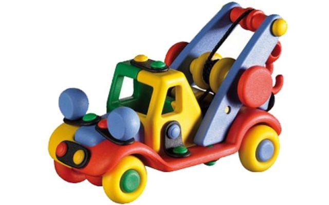Mic o mic - Malý autojeřáb