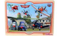 Planes Puzzle s postavičkami