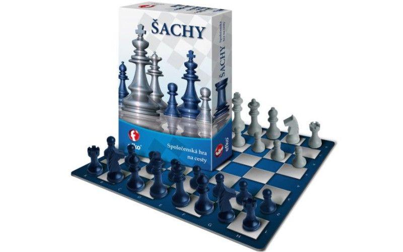 Efko ŠACHY - společenská hra na cesty