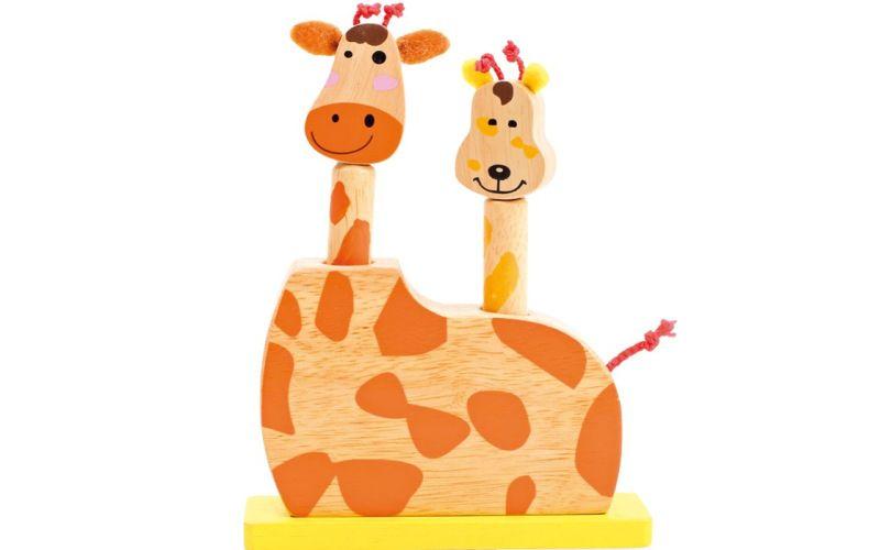 Skákací Žirafí hlavy